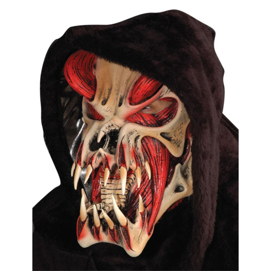 Predator Red Mask - Costume Masks Halloween costumes Halloween Mask Halloween