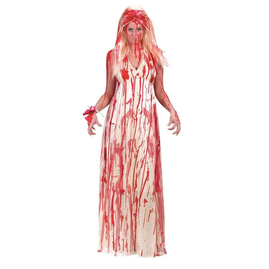 Prom Nightmare Md-Lg - Ghoul Skeleton & Zombie Costume Halloween costumes Womens
