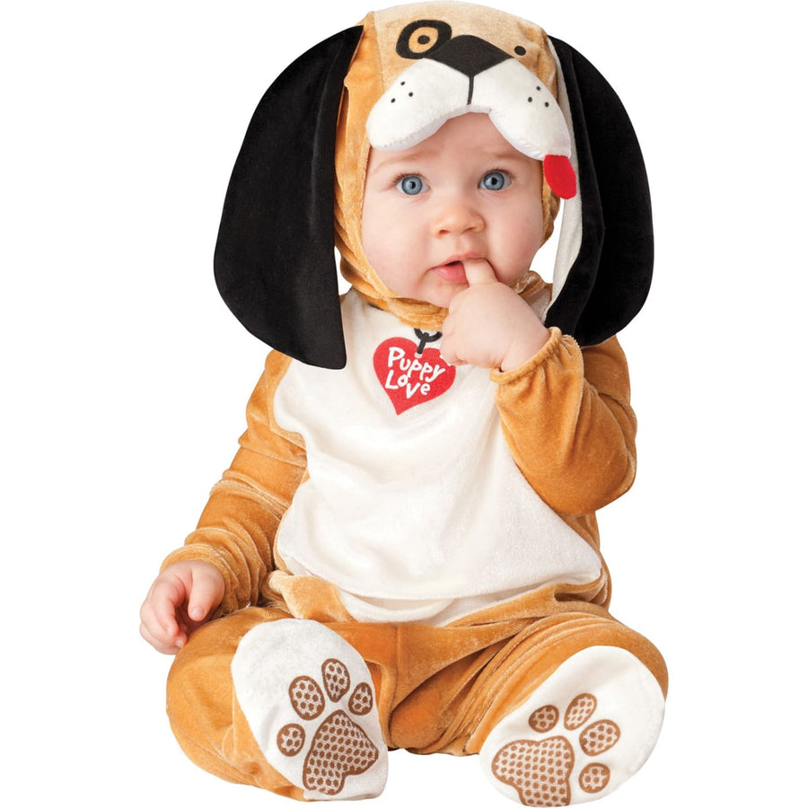 Puppy Love Baby Costume 6-12M - Animal & Insect Costume baby boy costumes Baby