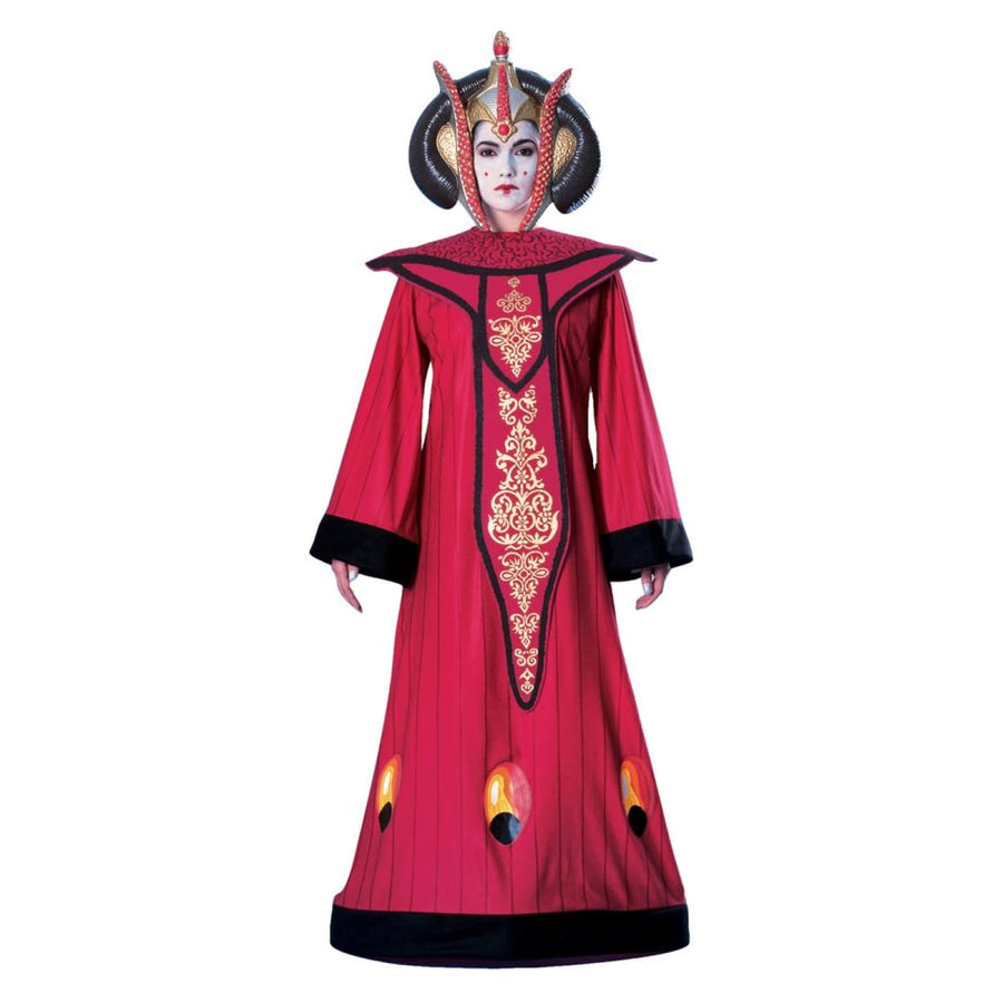 Queen Amidala Deluxe Adult Costume Large - adult halloween costumes female