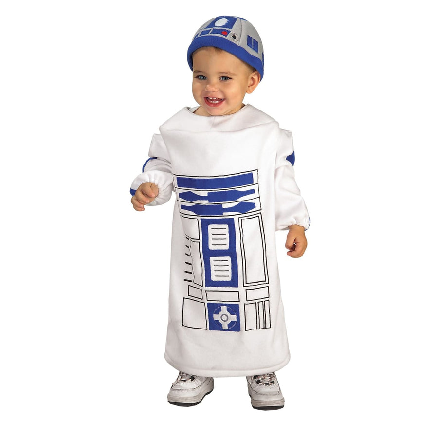 R2D2 Toddler Costume 1T-2T - Halloween costumes Star Wars Costume star wars