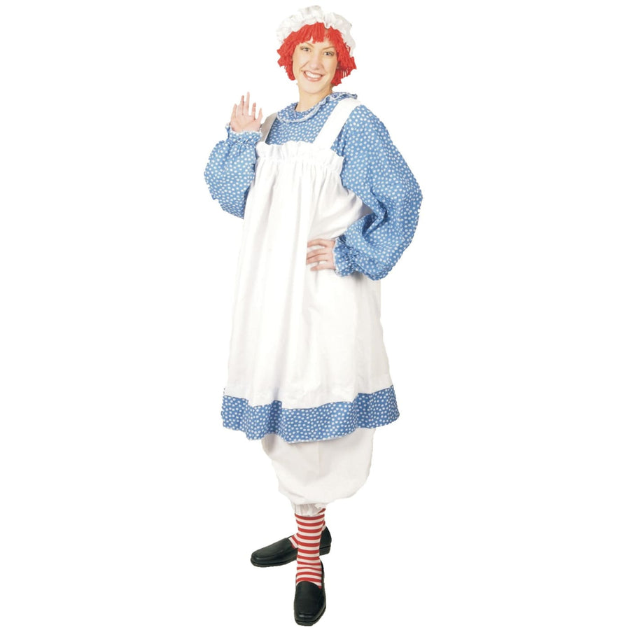Raggedy Ann Plus Size - adult halloween costumes female Halloween costumes