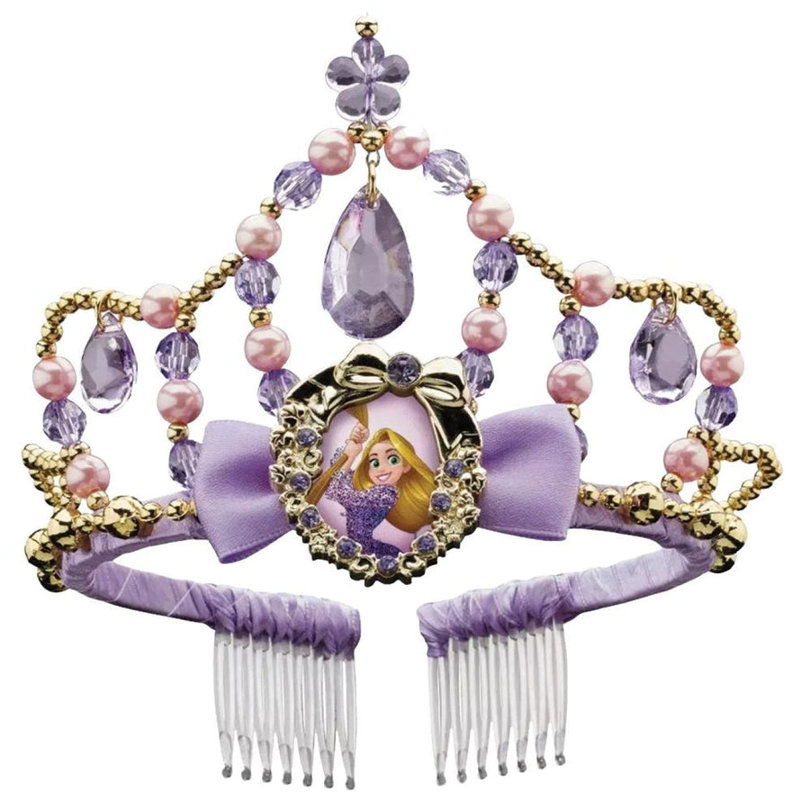 Rapunzel Girls Costume Tiara - Girls Costumes New Costume