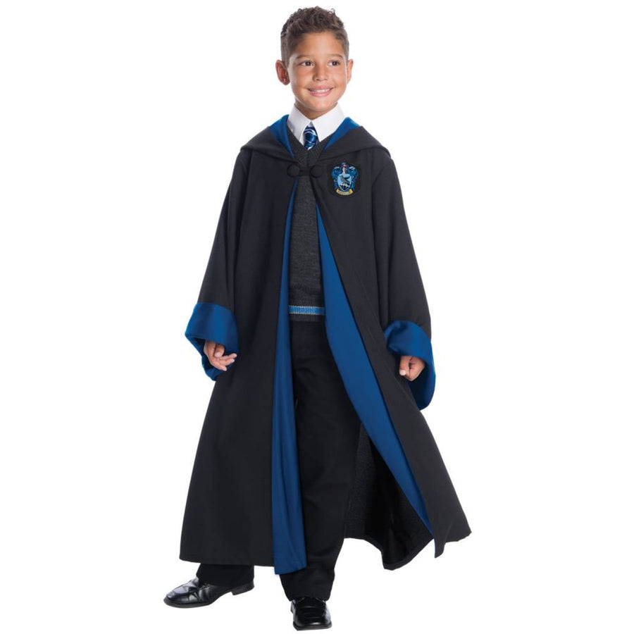 Ravenclaw Set Deluxe Kids Costume Med - Boys Costumes Girls Costumes Halloween