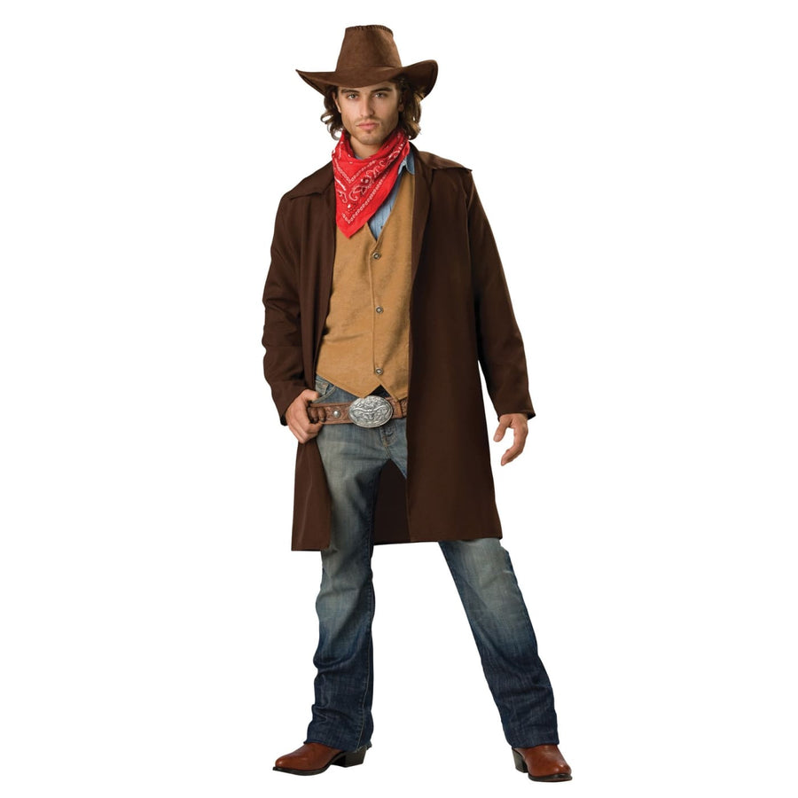 Rawhide Renegade XLg 46-48 - adult halloween costumes halloween costumes male