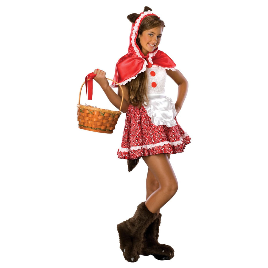 Red Riding Hood Child Md - Fairytale Costume Girls Costumes girls Halloween