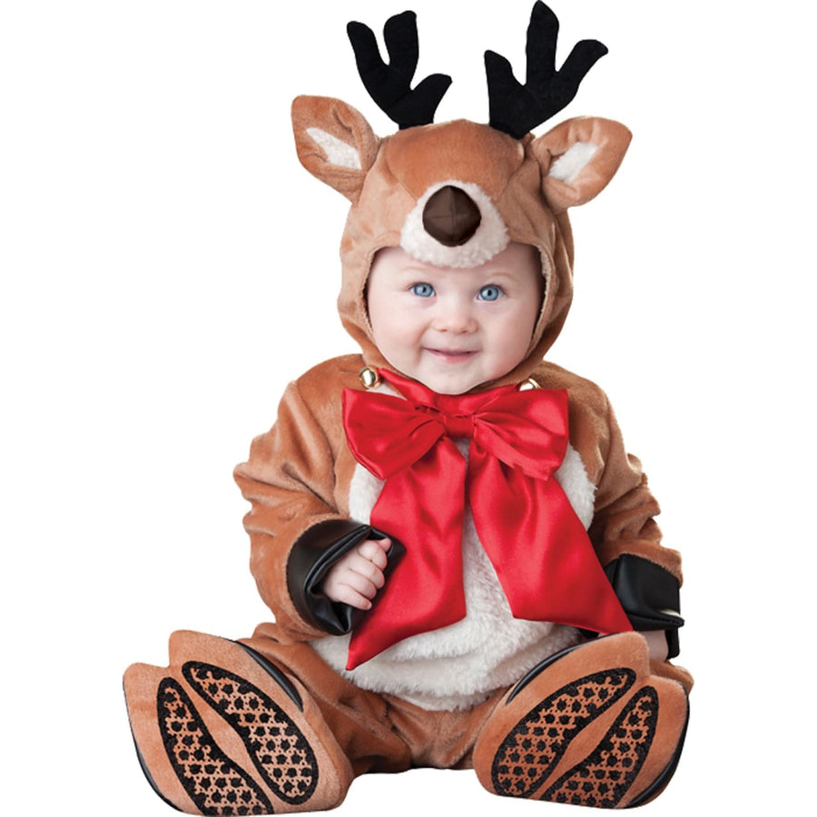 Reindeer Rascal Baby Costume 6-12Mo - Animal & Insect Costume baby boy costumes