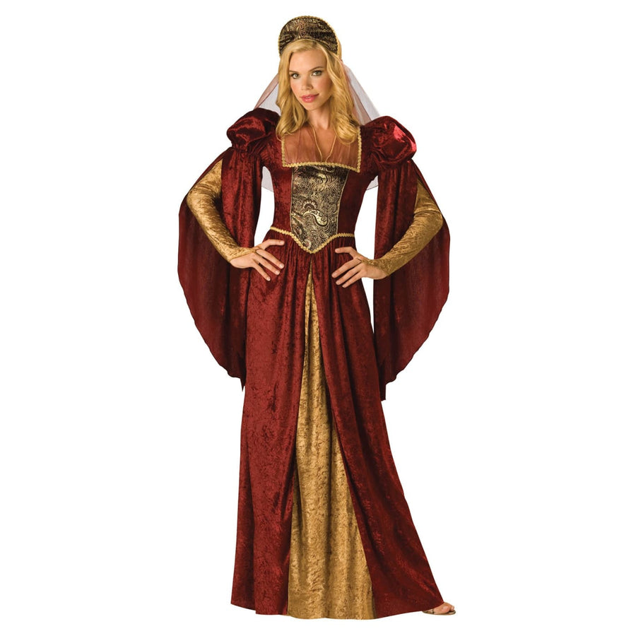 Renaissance Maiden Md - adult halloween costumes female Halloween costumes