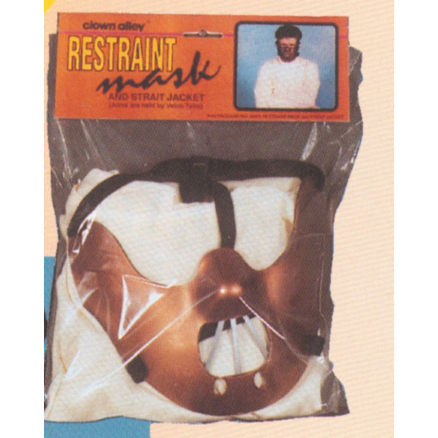 Restraint Mask - Costume Masks Halloween costumes Halloween Mask Halloween masks