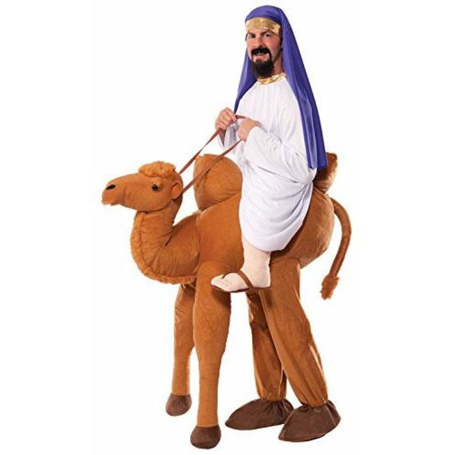 Ride A Camel Mens Costume - adult halloween costumes halloween costumes Mens