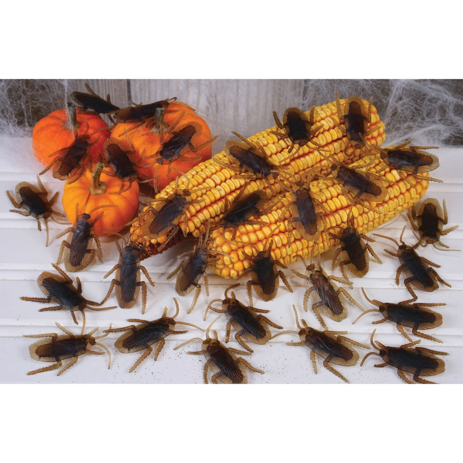 Roaches 80-Bag - Decorations & Props Halloween costumes haunted house