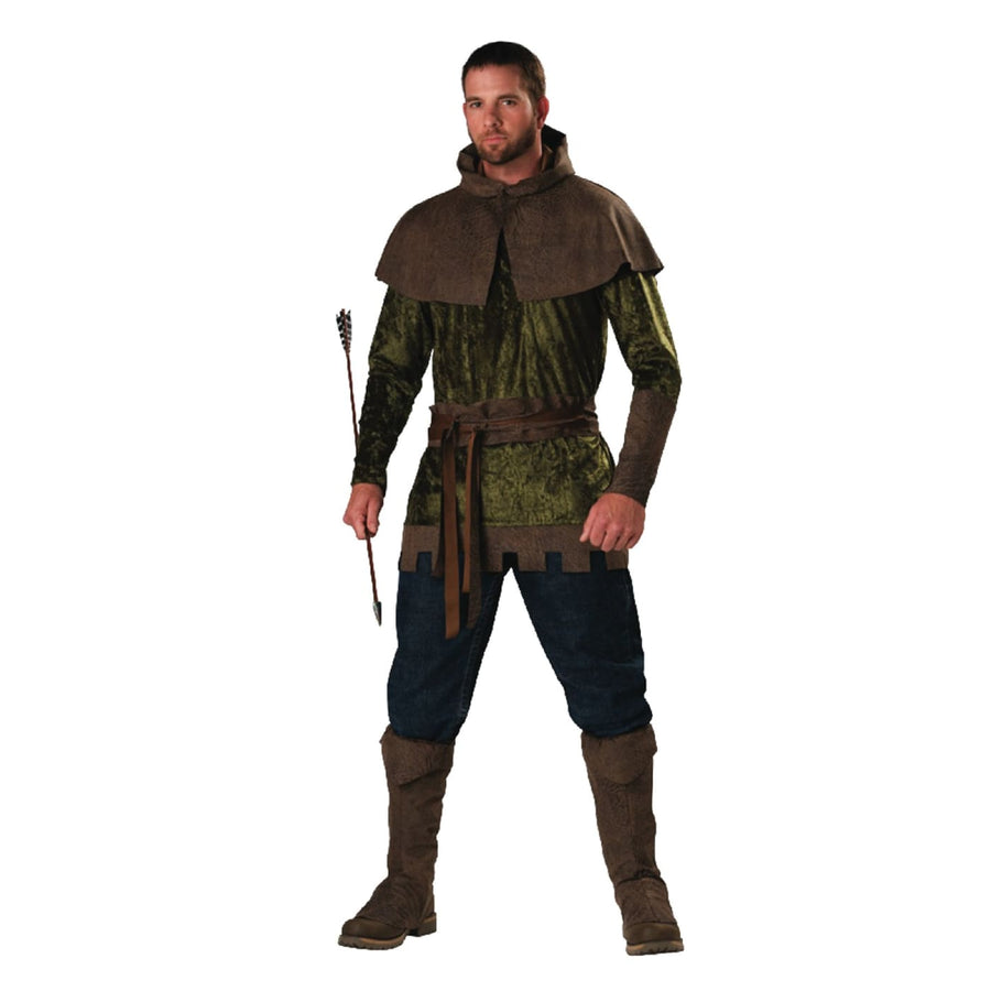 Robin Hood Adult Lg - adult halloween costumes Fairytale Costume halloween