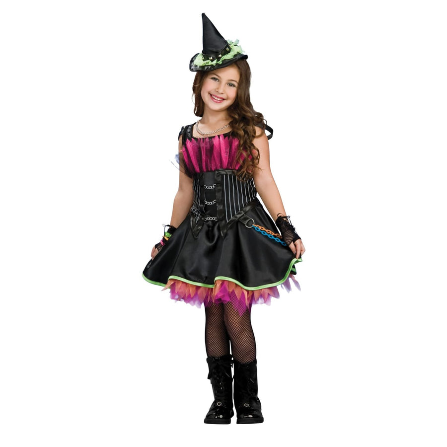 Rockin Out Witch Child Md - Girls Costumes girls Halloween costume Halloween