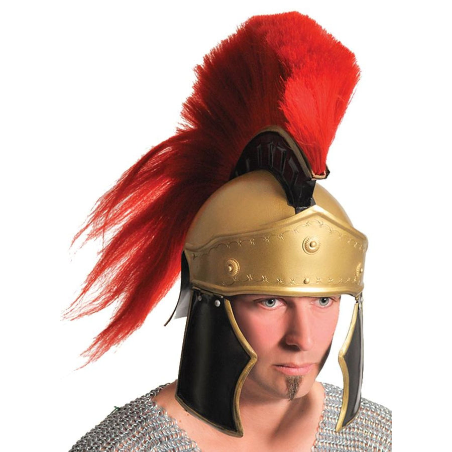 Roman Adult Helmet - 300 Costume Greek & Roman Costume Hats Tiaras & Headgear