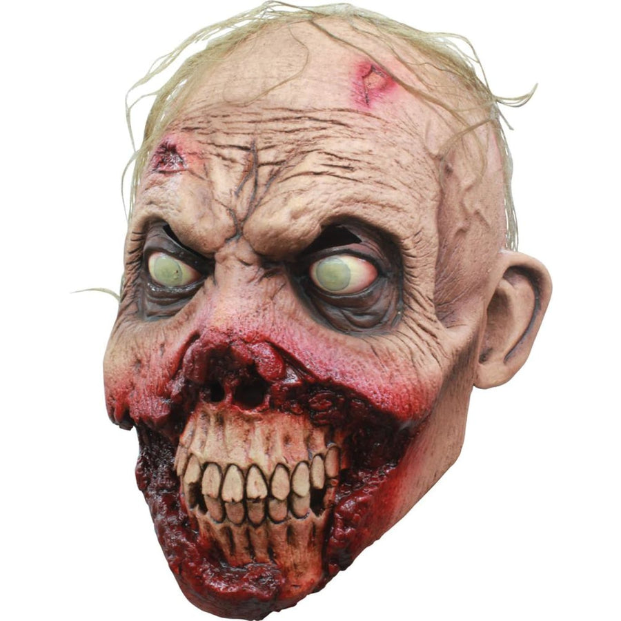 Rotten Gums Latex Mask - Costume Masks Ghoul Skeleton & Zombie Costume Halloween