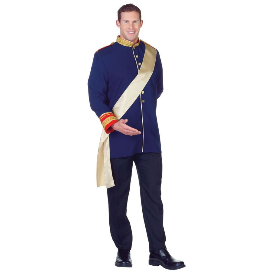 Royal Prince One Size Adult Costume 42-44 - Halloween costumes Mens Costumes