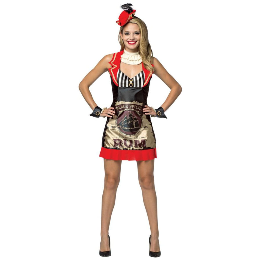 Rum Dress Adult Costume - adult halloween costumes Halloween Costumes Womens