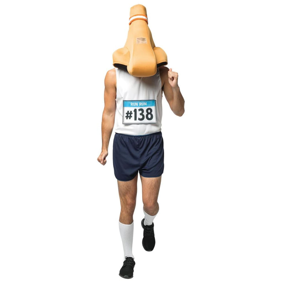 Runny Nose Adult Costume - Halloween costumes Mens Costumes Mens Plus Size