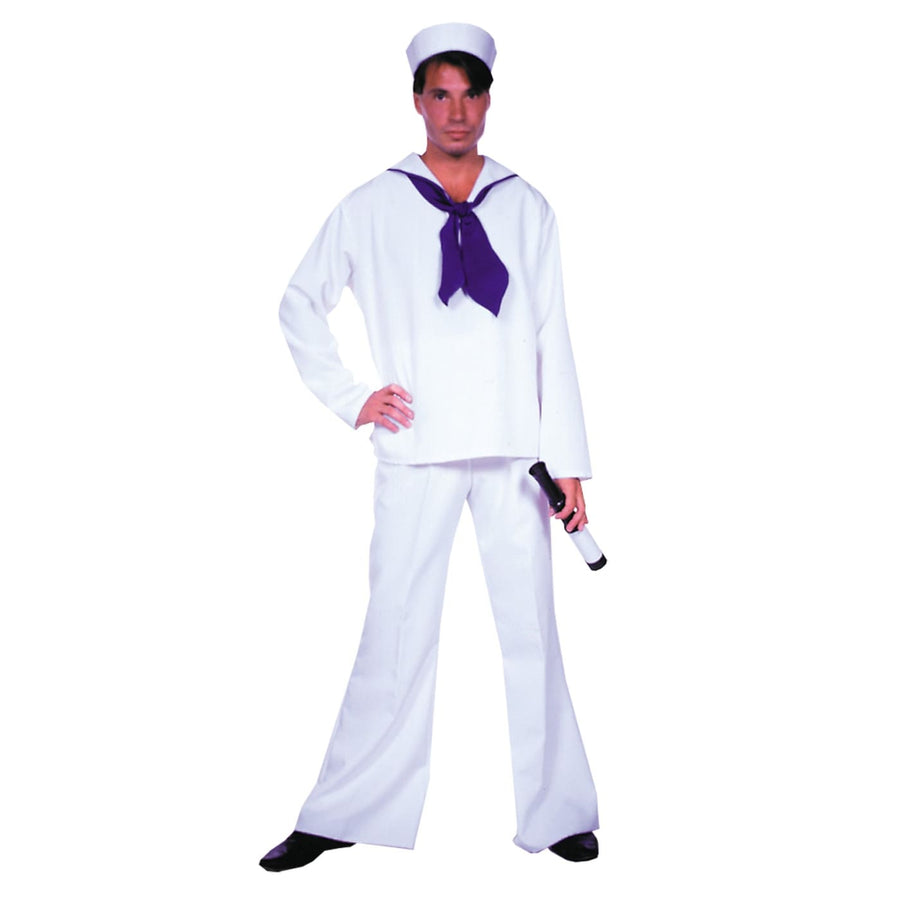 Sailor Lg - adult halloween costumes halloween costumes Holiday Costumes male