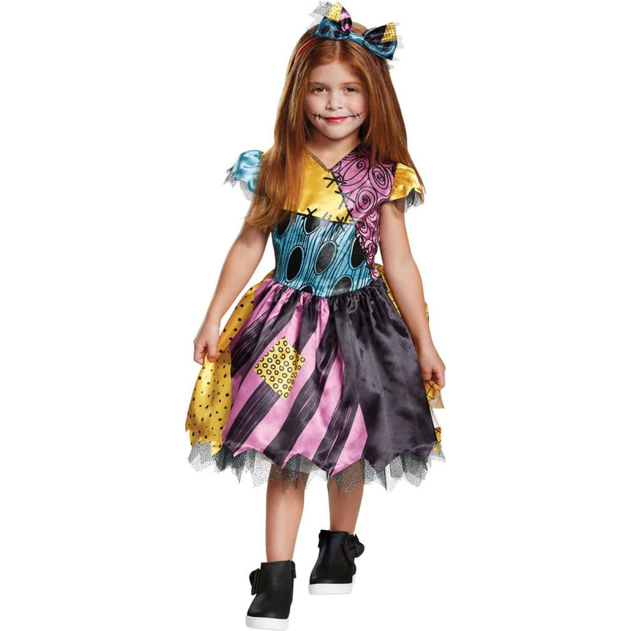 Sally Classic Toddler Costume 3-4T - Halloween costumes New Costume Sally