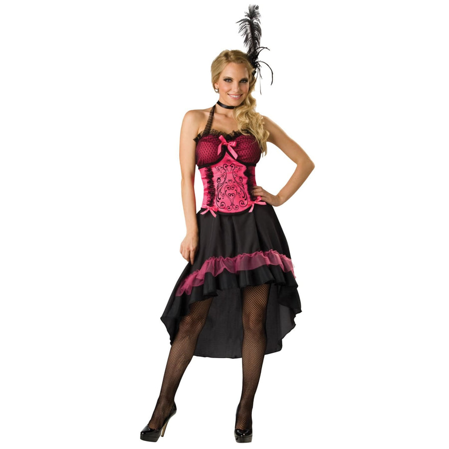 Saloon Gal 2X - adult halloween costumes female Halloween costumes Halloween