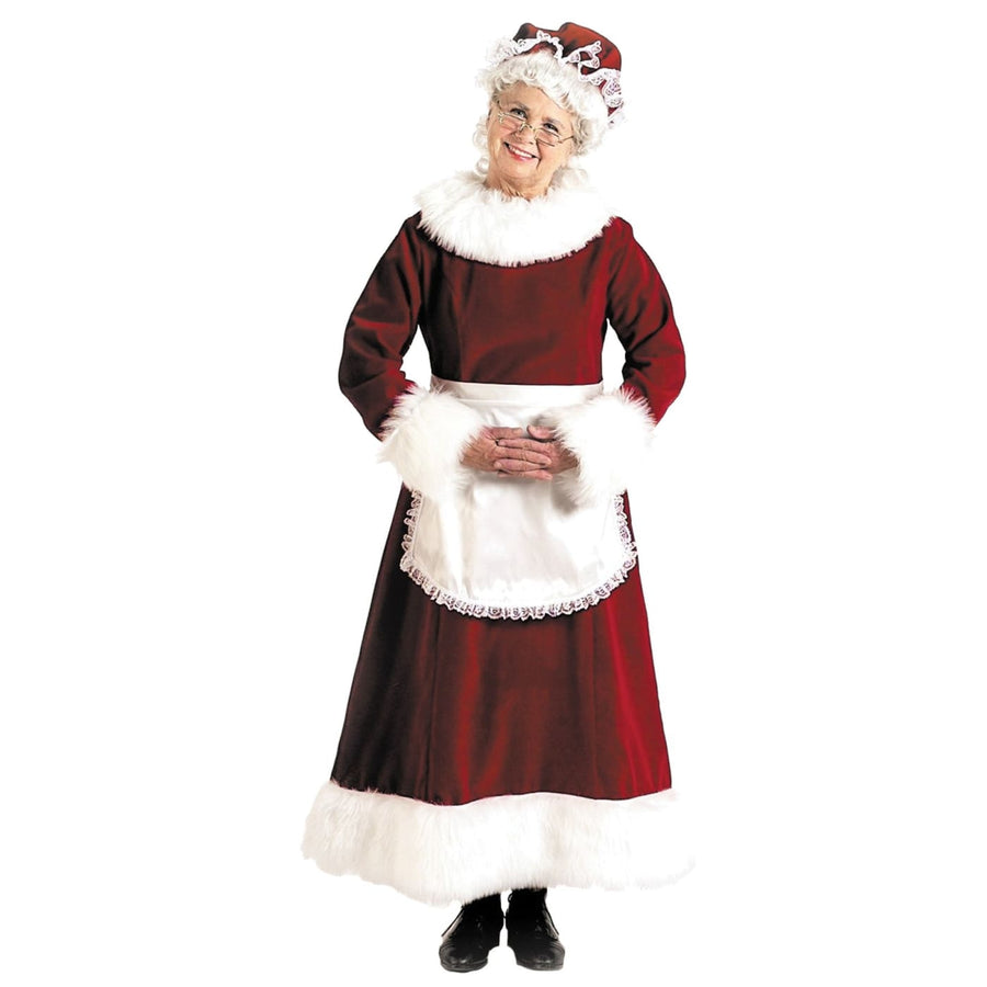 Santa Dress Long 12 To 14 - adult halloween costumes female Halloween costumes