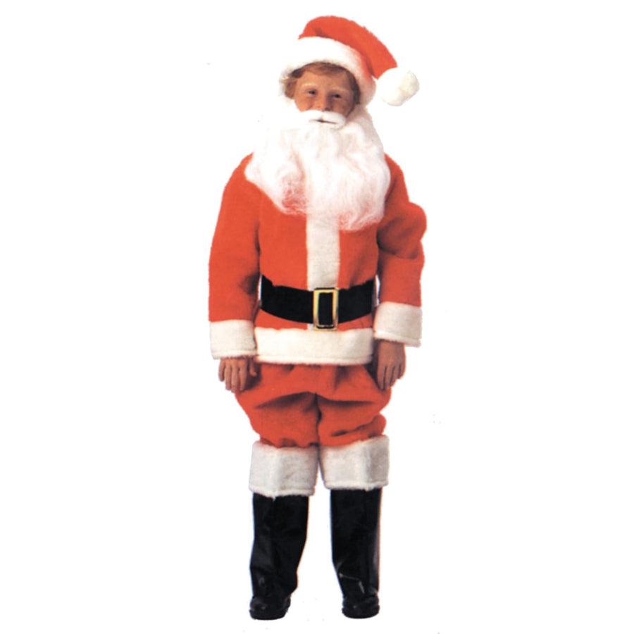 Santa Suit Boys Costume Size 16 - Boys Costumes boys Halloween costume Halloween