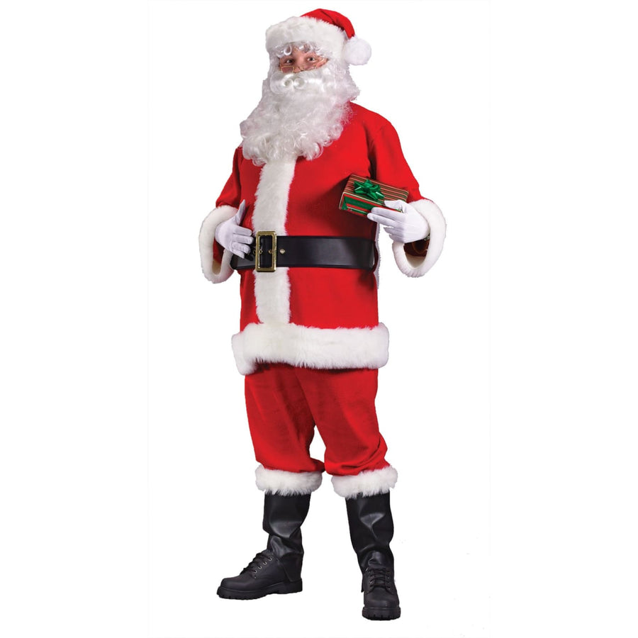 Santa Suit Economy - adult halloween costumes halloween costumes Holiday