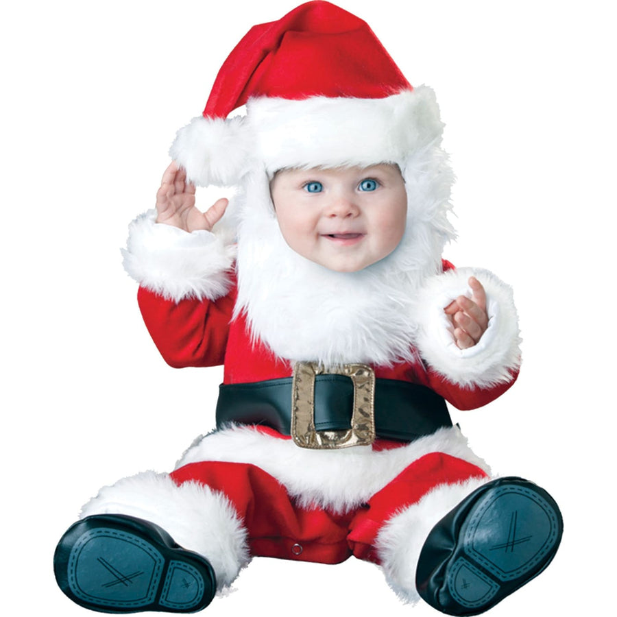 Santa Toddler Costume 12-18 Months - Halloween costumes Holiday Costumes Toddler