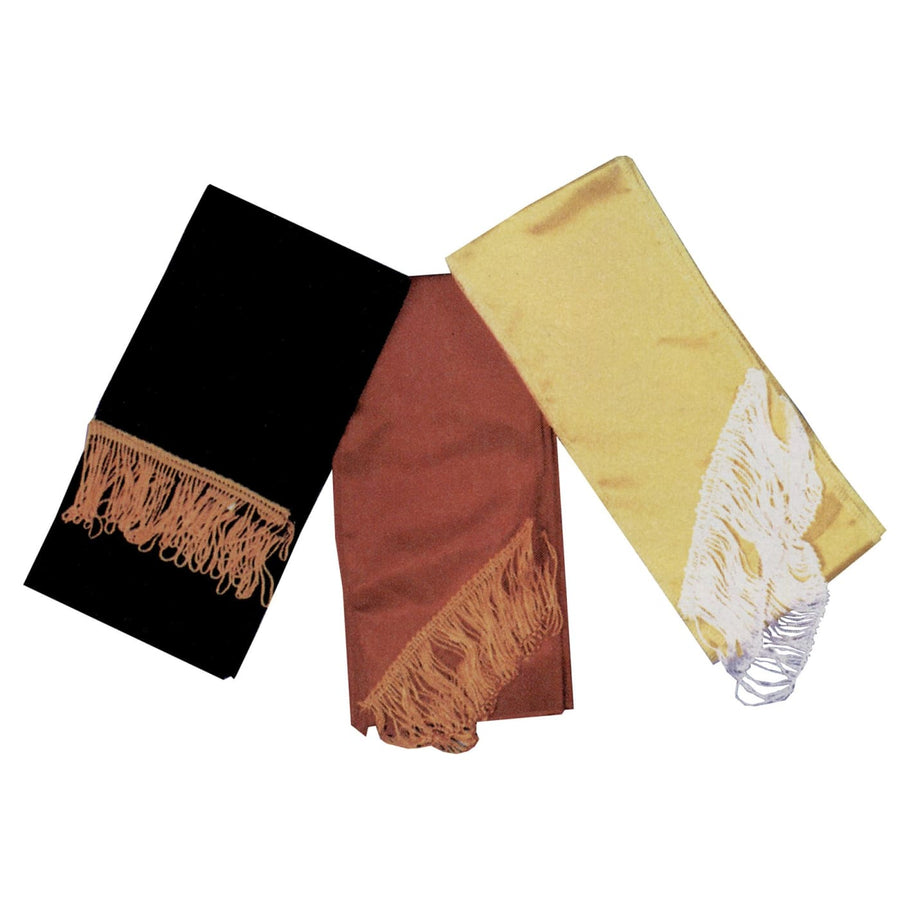Sash Fringed Gold - Glasses Gloves & Neckwear Halloween costumes Pirate Costume