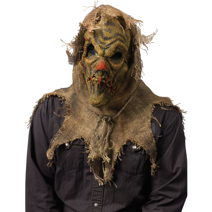 Scarecrow Mask Natural - Batman Costume Costume Masks Halloween costumes