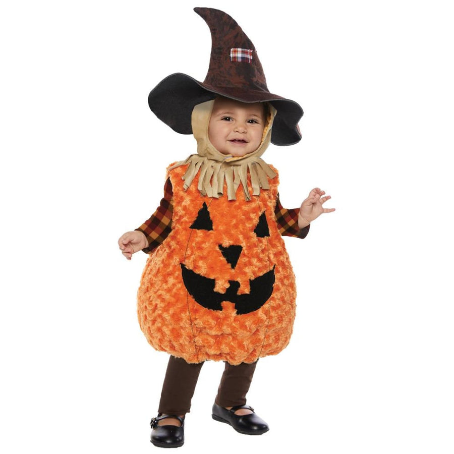 Scarecrow Toddler Costume 2-4T - Halloween costumes New Costume Scarecrow