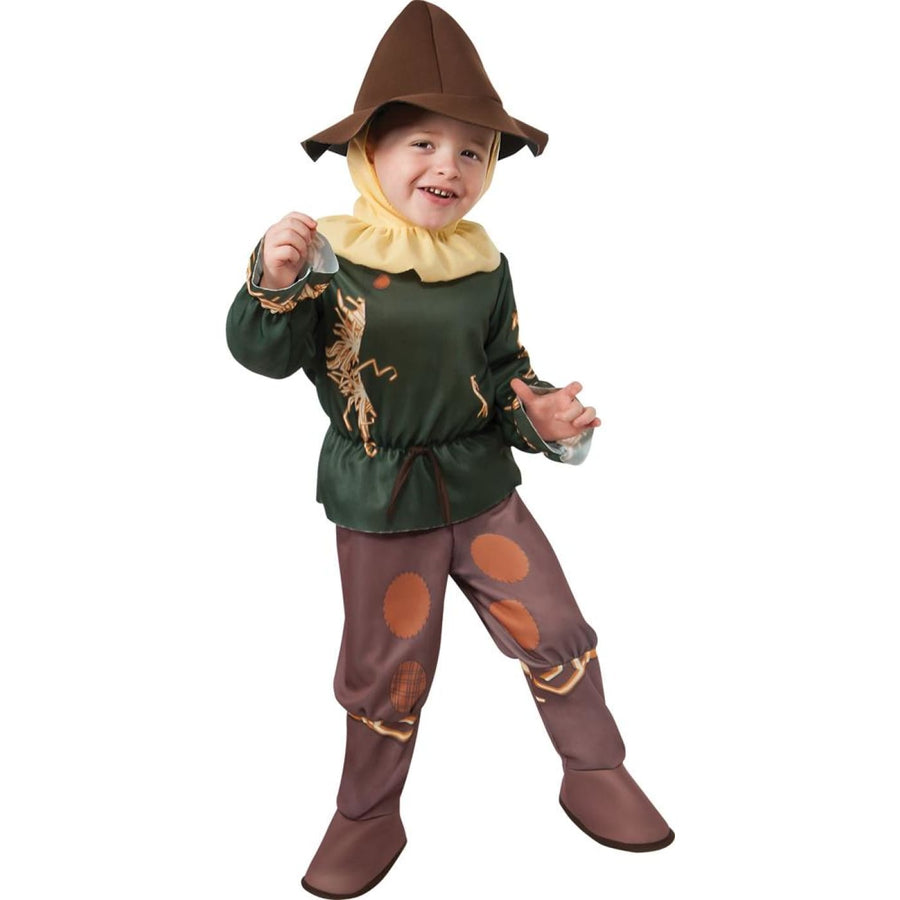 Scarecrow Toddler Costume 2T-4T - Halloween costumes Toddler Costumes toddler