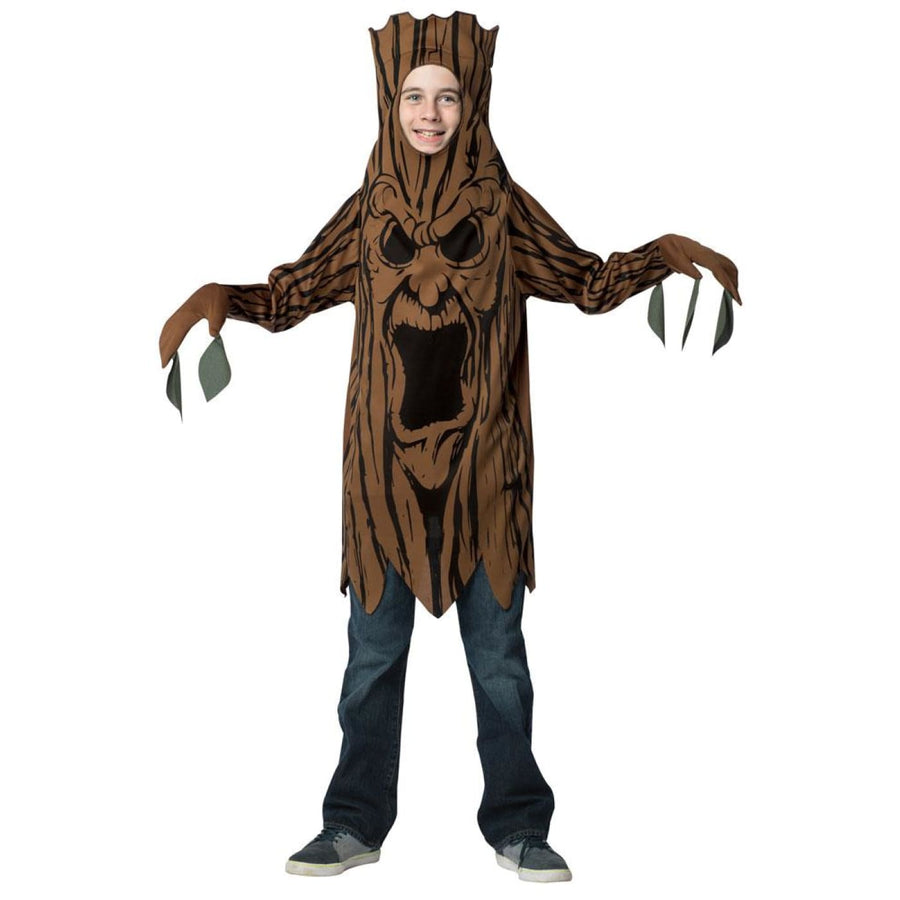 Scary Tree Teen Boys Costume 10-12 - Boys Costumes Halloween costumes