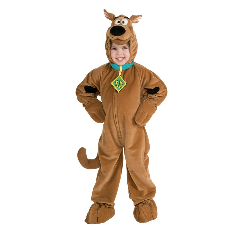 Scooby Doo Deluxe Boys Costume Md - Boys Costumes boys Halloween costume
