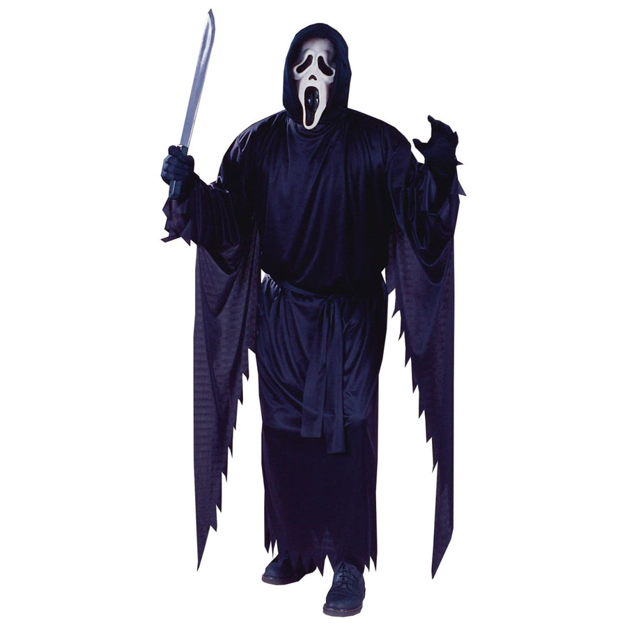 Scream - adult halloween costumes halloween costumes male Halloween costumes