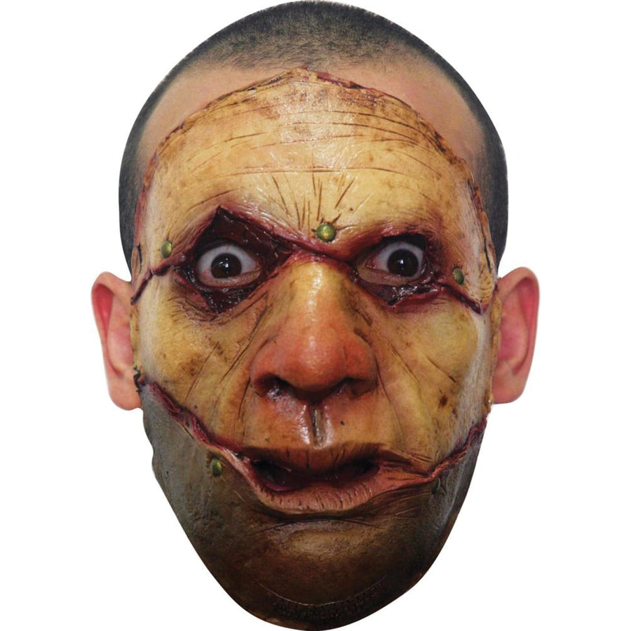 Serial Killer 3 Adult Latex Face Mask - Costume Masks Halloween costumes