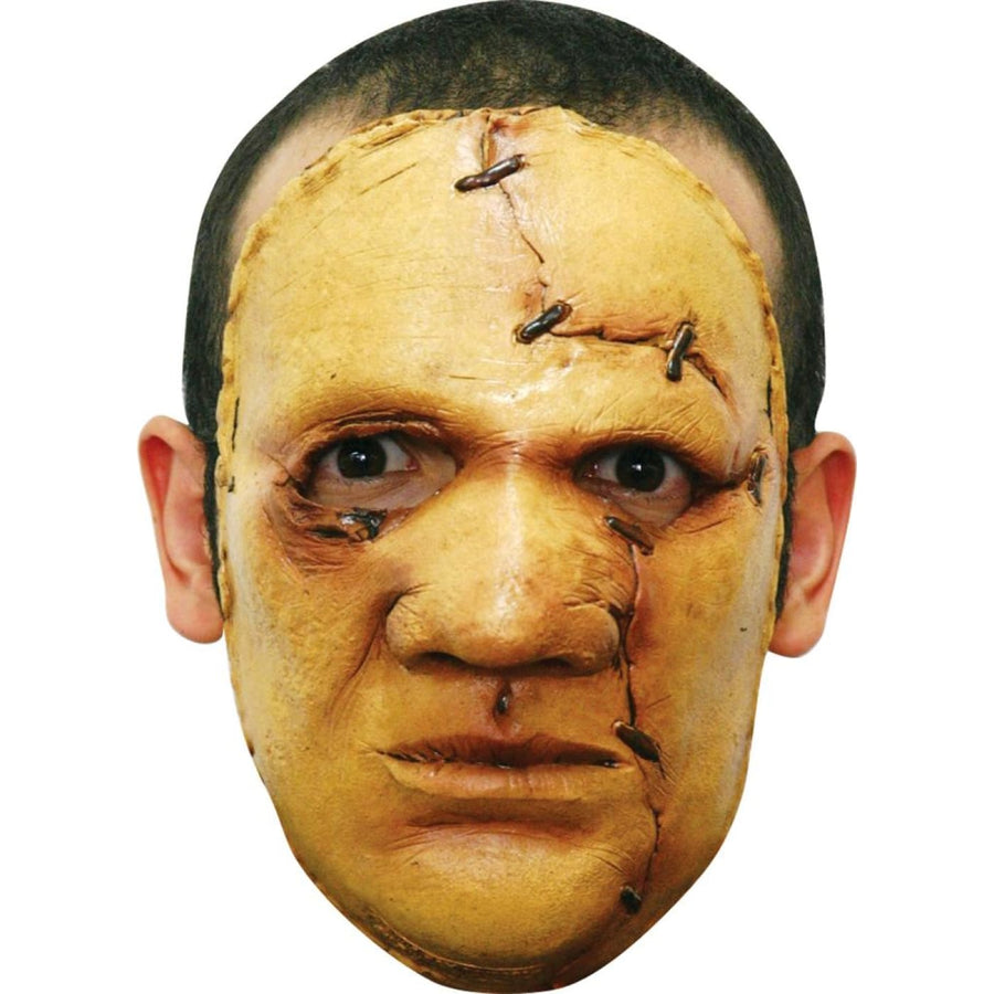 Serial Killer 5 Adult Latex Face Mask - Costume Masks Halloween costumes
