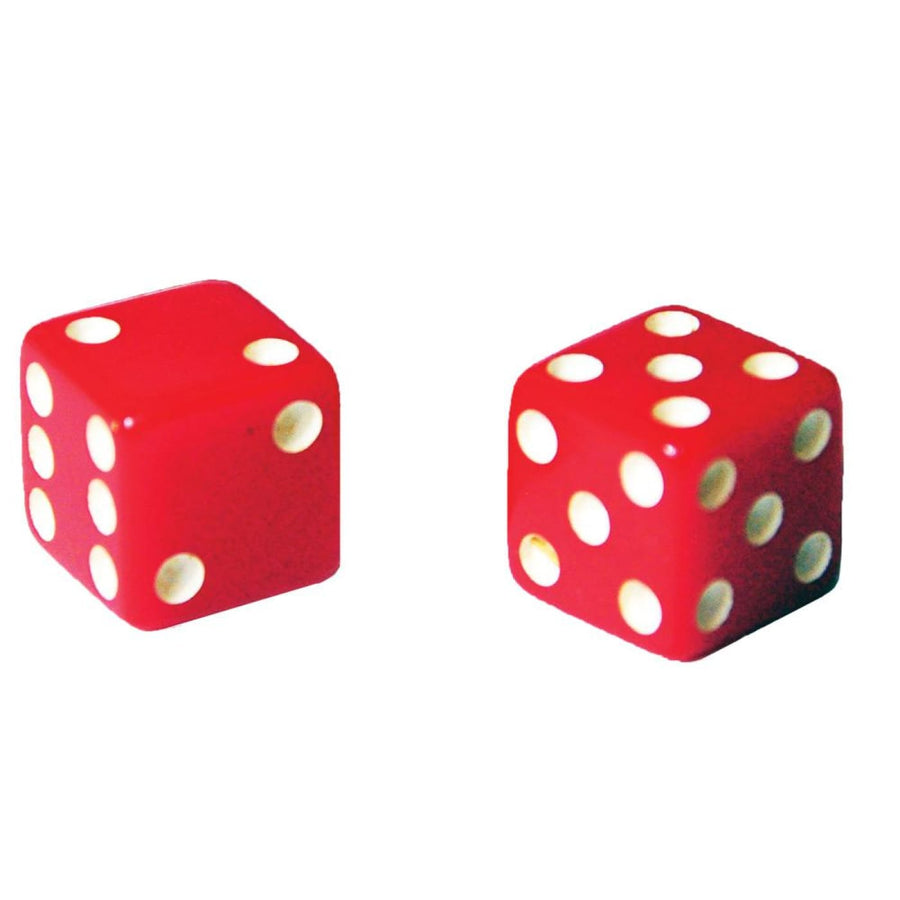 Seven Eleven Dice Set Of 2 - New Costume
