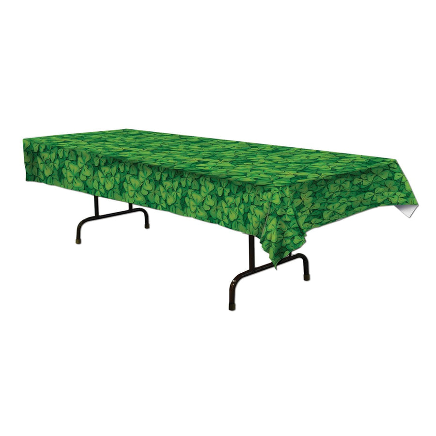 Shamrock Table Cover - Decorations & Props Halloween costumes haunted house