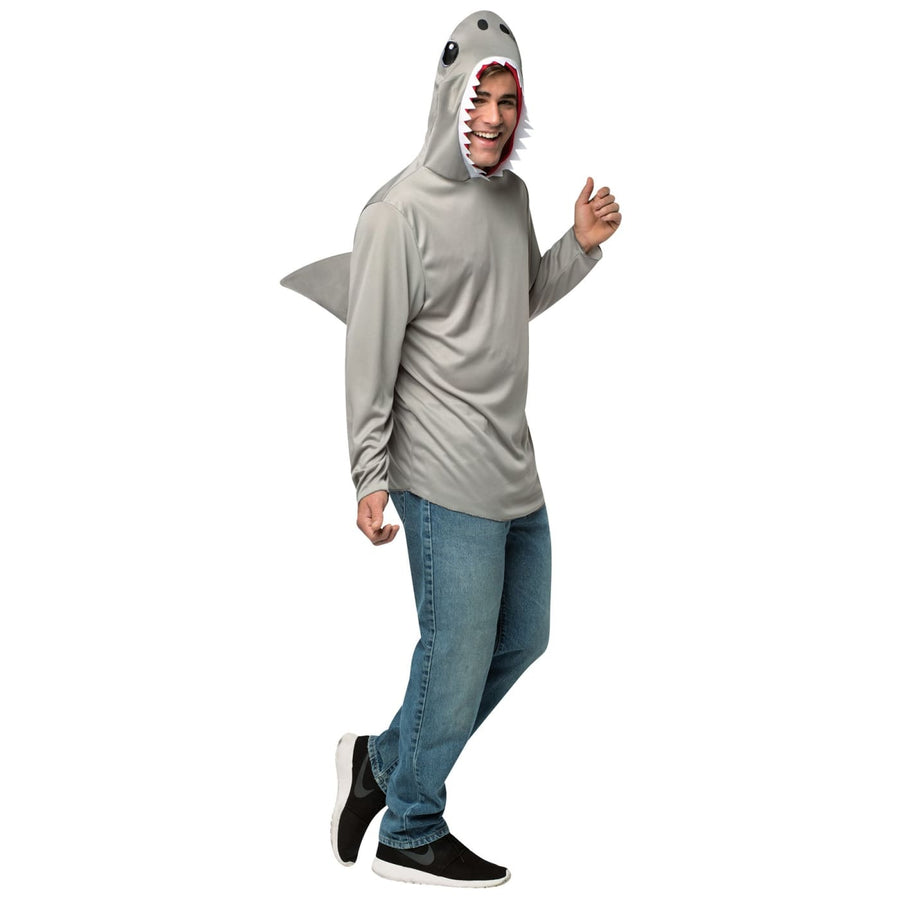 Shark Hoodie - Animal & Insect Costume Halloween costumes Hats Tiaras & Headgear