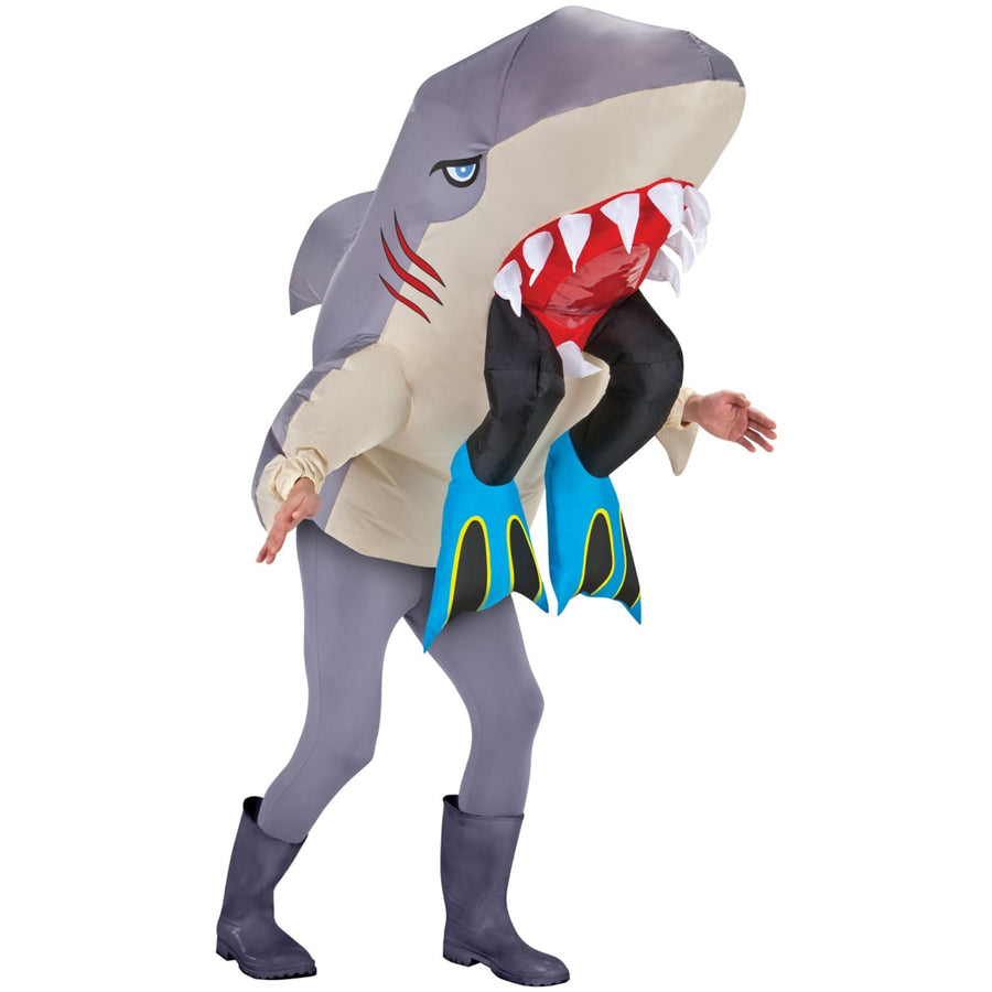 Shark With Legs Adult Costume - Animal & Insect Costume Halloween costumes