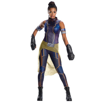 Shuri Black Panther Womens Costume Lg - adult halloween costumes Halloween