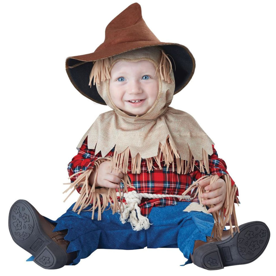 Silly Scarecrow Toddler Costume 12-18 Months - Halloween costumes New Costume