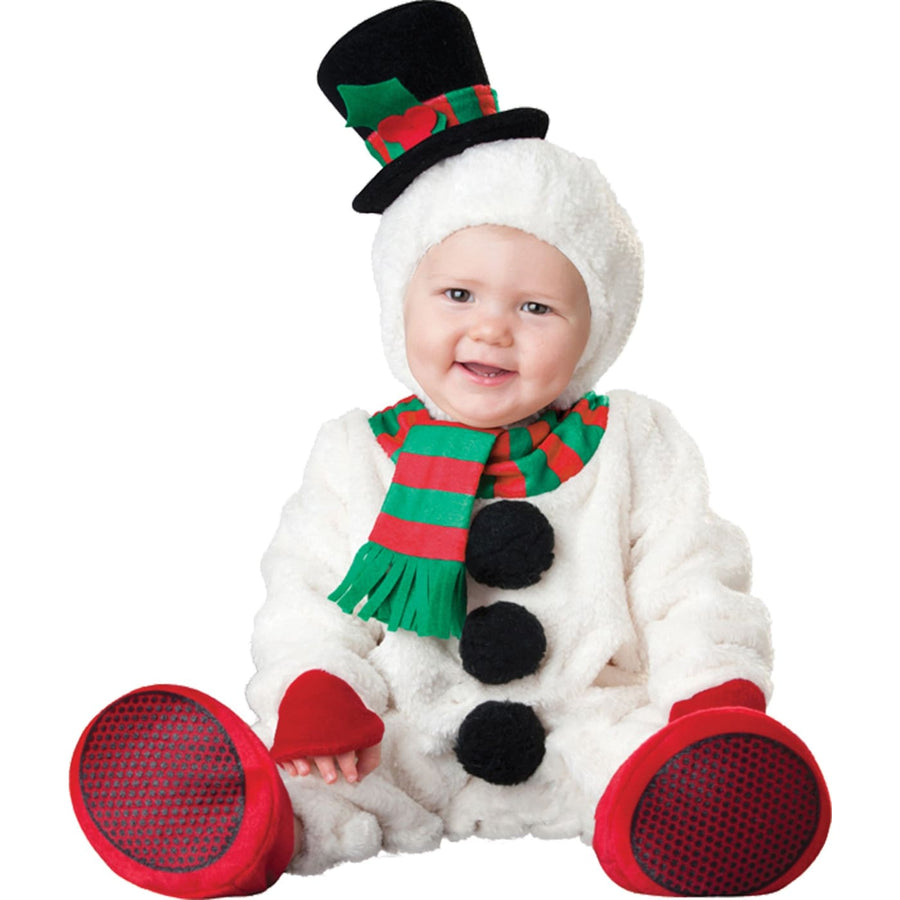 Silly Snowman Toddler Costume 18-24 Months - Halloween costumes Holiday Costumes