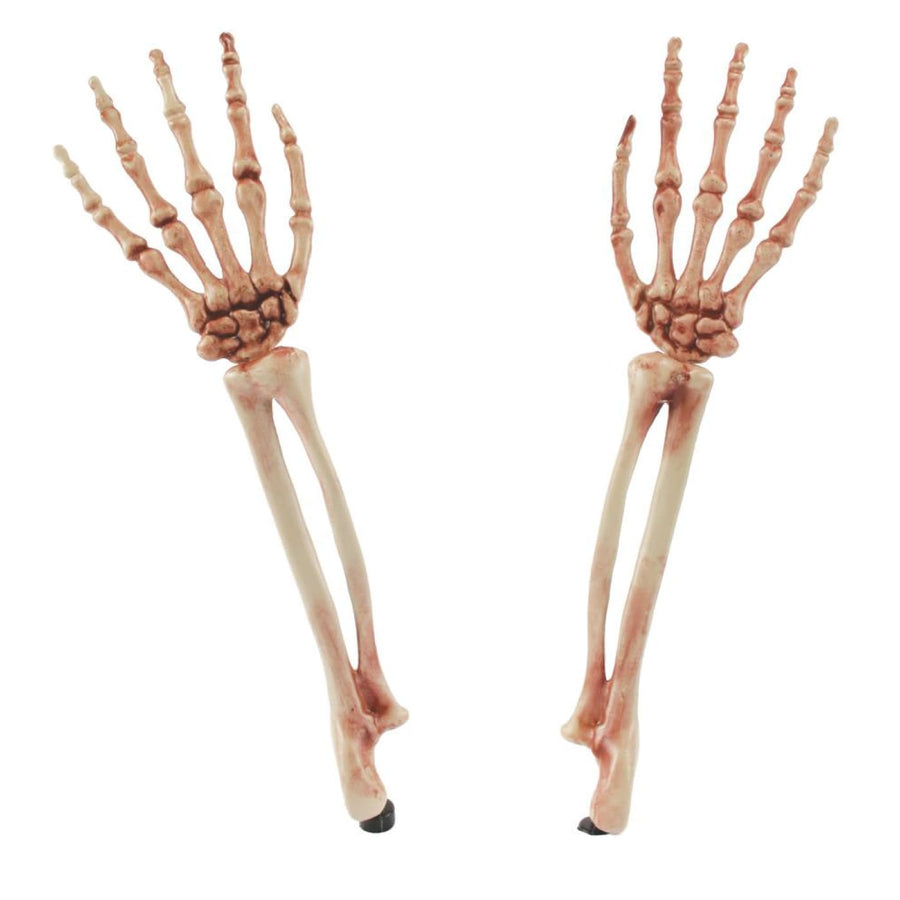 Skeleton Arms Prop - Decorations & Props Halloween costumes haunted house