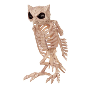 Skeleton Owl - Decorations & Props Halloween costumes haunted house decorations