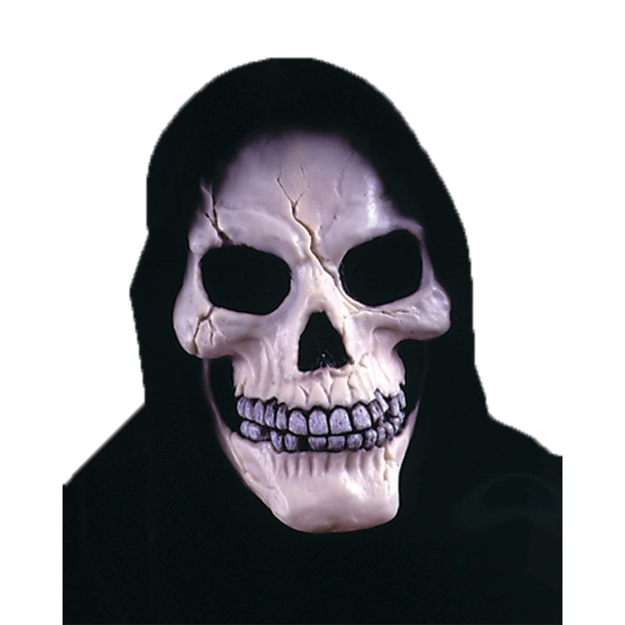 Skull With Shroud Mask - Costume Masks Halloween costumes Halloween Mask