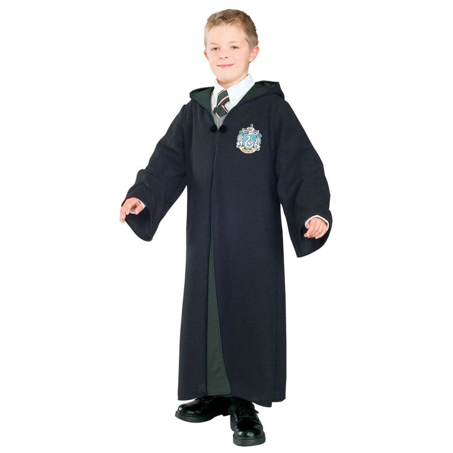 Slytherin Deluxe Kids Costume Medium 8-10 - Boys Costumes Girls Costumes