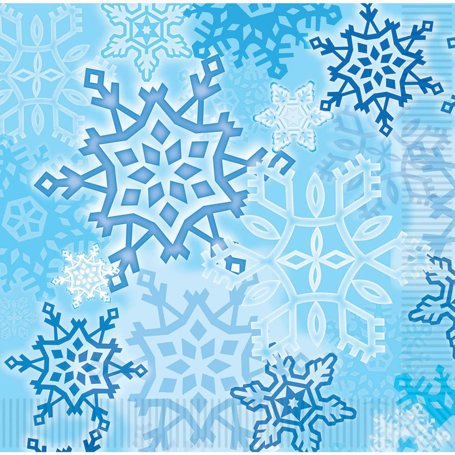 Snowflake Luncheon Napinkins - Decorations & Props Halloween costumes haunted